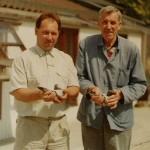 Paweł Szaranek i Karel Meulemans